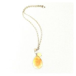 2 for $16 \\ Gold & Stone Necklace